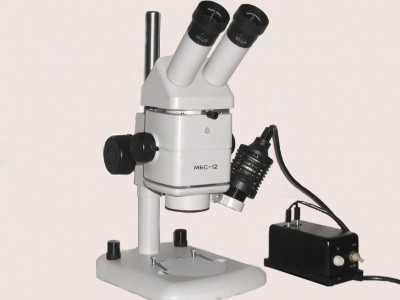 Stereomikroskop diskreten mbs mit diskreten vergrößerungs