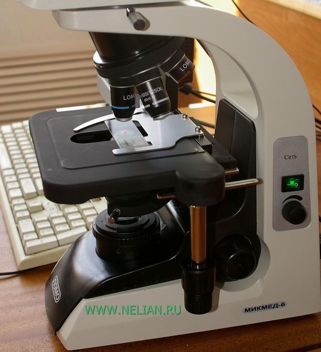 Инструкция По Эксплуатации Микроскопа Микмед 1
